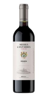 Vino tinto Sierra Cantabria Crianza 2014(0,75)