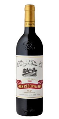 Vino tinto 890 Gran Reserva 1995 (0,75)