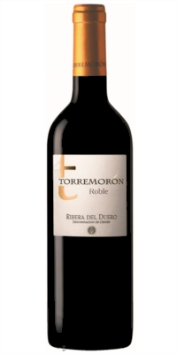 Red wine Torremorón Roble 2013 (0,75)