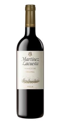 Vino tinto Martinez la Cuesta Crianza 2013(0,75)