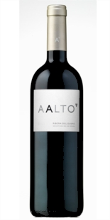 Vino tinto Aalto 2014 vino de Autor (0,75)