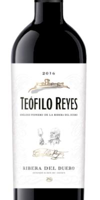 Vino tinto Teófilo Reyes Crianza 2015(0,75)