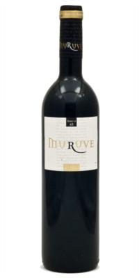 Vino tinto Muruve Reserva 2009 (0,75)