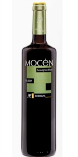 White wine Viña Mocén Joven (Sauvignon) (0,75)