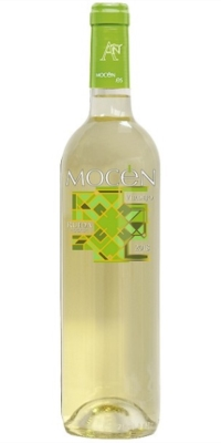 Vino blancoMocén Verdejo Etiqueta Verde(Rueda)(0,75)