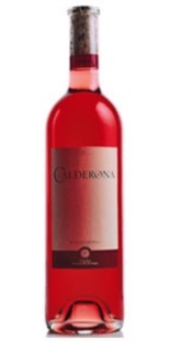 Vino rosado Calderona 2017(0,75)