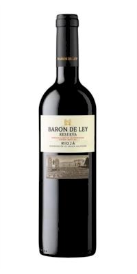Vino tinto Baron de LeyReserva 2012(0,75)