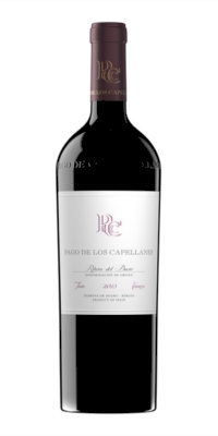 Red wine Pago de los Capellanes Crianza 2011