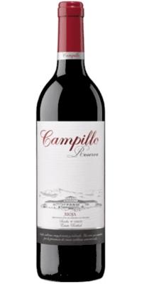Vino tinto Campillo Reserva 2011 (0,75)
