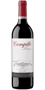 Red wine Campillo Reserve 2005 (0,75)