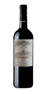 Vino tinto Miserere vino de autor 2003 (0,75)