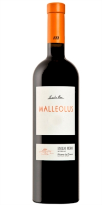 Vino tinto Malleolus Reserva (Emilio Moro) 2014 (0,75)