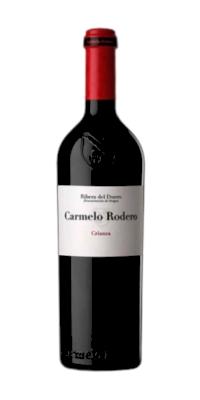 Red wine Carmelo Rodero Crianza 2013 (0,75)