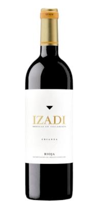 Red wine Viña Izadi Crianza 2011 (0,75)