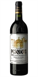 Red wine Pesquera Janus Grand Reserve 2003 (0,75)