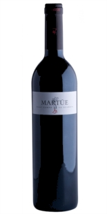 White wine Martue Crianza 2010 (0,75)