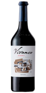 Red wine Dinastía Vivanco (Family reserve 2008) (0,75)