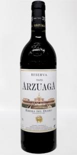 Vino tinto Arzuaga reserva 2011