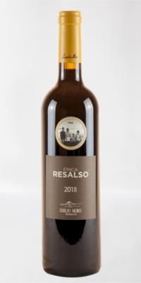Vino tinto Finca Resalso Joven (Emilio Moro) (0,75)