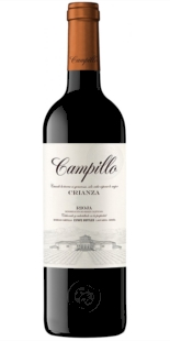 Red wine Campillo Crianza 2009 (0,75)