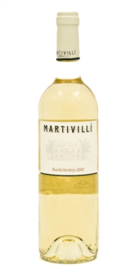 Vino blanco Martivilli Verdejo (0,75)