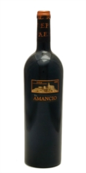 Author wine Finca Amancio 2005