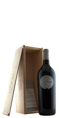 Red wine San Román Magnum 2011 (1,5). Wooden case