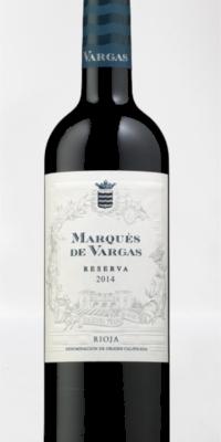 Vino tinto Marqués de Vargas Reserva 2010 (0,75)