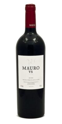 Vino tinto Mauro Reserva 2014(Vendimia Seleccionada) (0,75)