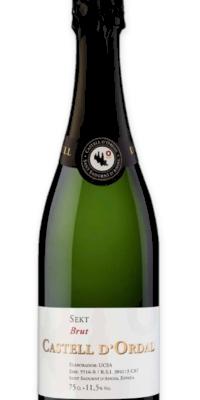 Champagne Castell D´Ordal