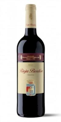 Vino tinto Bordón crianza 3/8 (37,5 cl.) 2013
