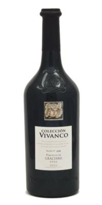 Vino de Autor Colección Vivanco Graciano