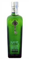 Ginebra Gin Premium London number 3