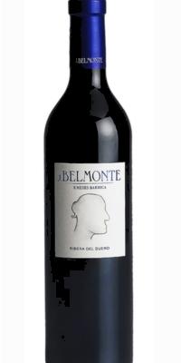 Vino tinto joven roble Belmonte 8 meses en barrica