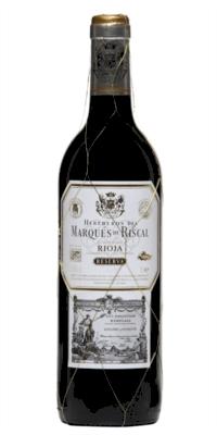 Vino tinto Marqués de Riscal Reserva (0,75)