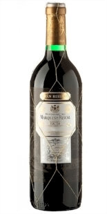 Red wine Marqués de Riscal Grand Reserve 1996 (0,75)