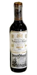 Vino tinto Reserva Marqués de Riscal 3/8 Medias