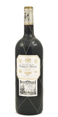 Vino tinto Reserva Marqués de Riscal Magnum (1,5)