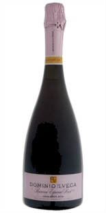 Rose Champagne Rose Pinot Noir Dominio de La Vega