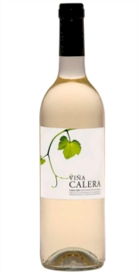 White wine from Rueda Viña Calera (0,75).