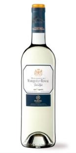 White wine Marqués de Riscal Rueda (0,75)