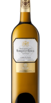 Vino blanco Marqués de Riscal Limousin Rueda Reserva (0,75)
