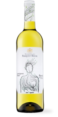 Vino blanco Marqués de Riscal Rueda Sauvignon (0,75)