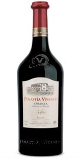 Red wine Dinastía Vivanco Crianza Magnum (2010)