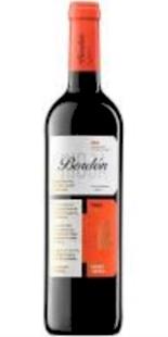 Red wine Bordón Crianza 3/4 2012