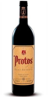 Vino tinto Protos Gran Reserva (0,75)