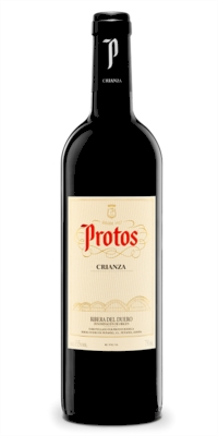 Red wine Protos Crianza (0,75)