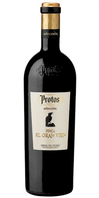 Vino tinto Protos Selección Finca Grajo Viejo 0.7 cl