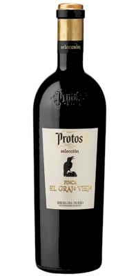 Red wine Protos Selection Finca Grajo Viejo 0.7 cl Ribera del Duero