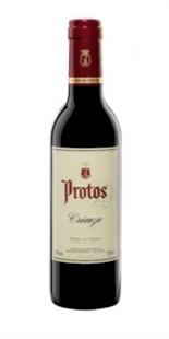 Vino tinto Protos Crianza 3/8 Medias